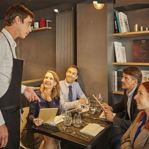 Ética de un Restaurante