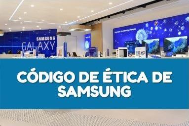 Código de Ética de Samsung