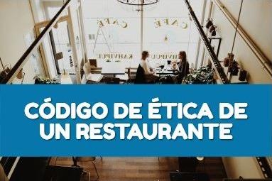 Código de Ética de un Restaurante